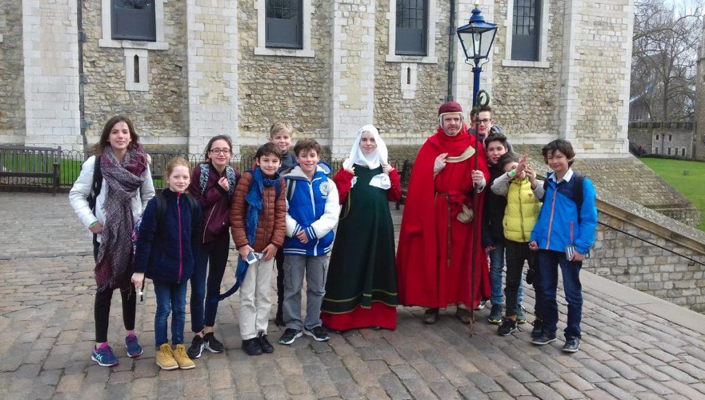 Escapade historique et culturelle à Londres - 2017