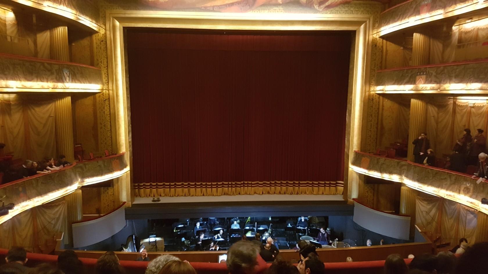 Une sortie au théâtre du Capitole !