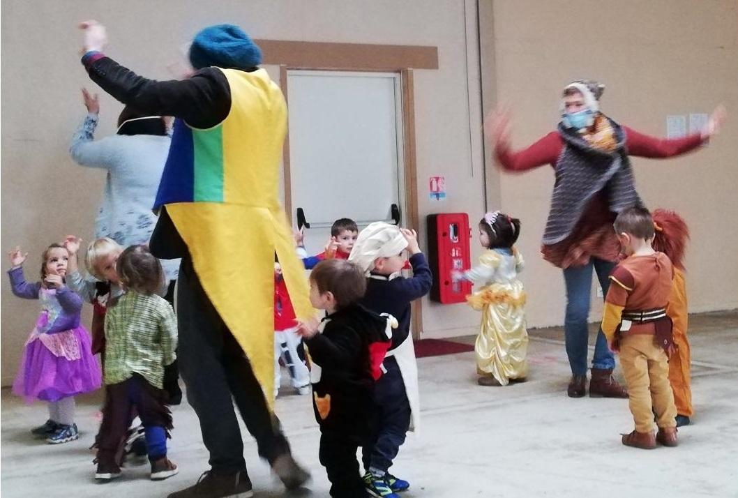 Read more about the article Carnaval de l'école